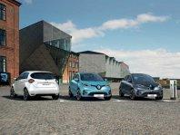 Renault s preko 300.000 električarji