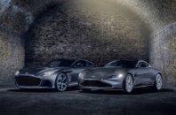 Ni čas za smrt: Dva Aston Martina v čast novemu delu 007 sage