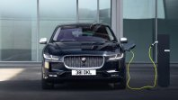Vstopni Jaguar I-Pace na poti v Nemčijo