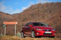 Lexus najbolj zanesljiv v VB