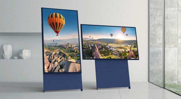 Samsung The Sero televizor tudi v Sloveniji