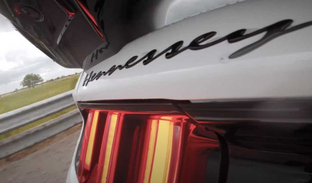 Brutalna zvo?na kulisa predelanega Mustanga GT350