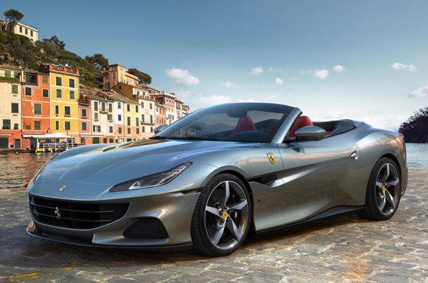 Ferrari Portofino M: ?rka M za ve? Mo?i