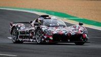 Toyotin Le Mans hiperšportnik