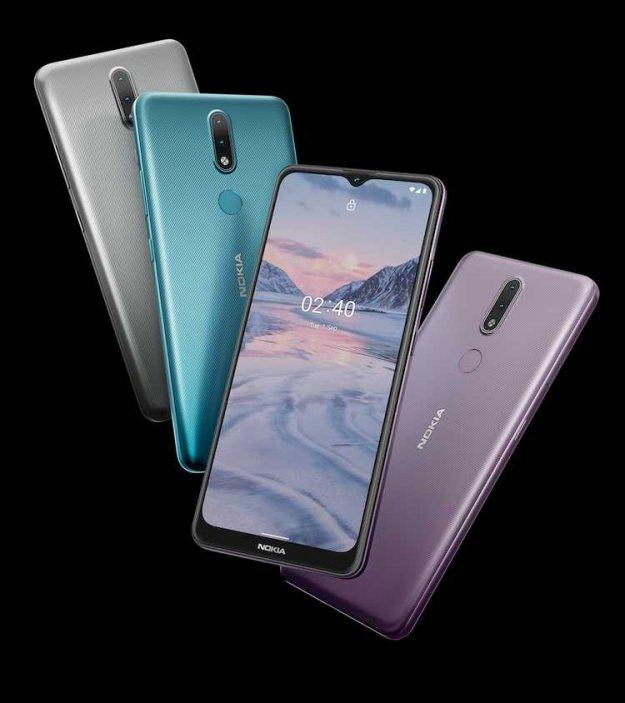 Nokia 2.4 in Nokia 3.4
