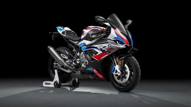 BMW-jev M oddelek se je lotil še motocikla