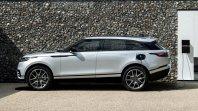 Prenova Range Roverja Velar prinaša priključnega hibrida