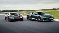 Audi R8 iz zelenega pekla