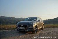 Hyundai Kona HEV Impression