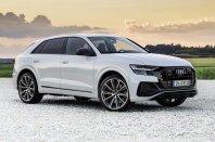 Audi Q8 �e kot priklju?ni hibrid