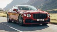 Novi vozno usmerjeni Bentley Flying Spur V