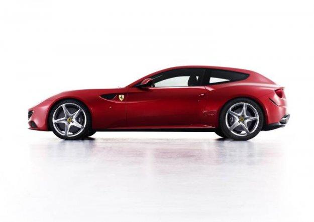FF kot Ferrari?