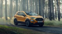 Fordovi dru�ini Active se je pridru�il �e prenovljeni EcoSport