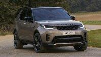 Prenovljeni Land Rover Discovery ohranja kontroverzen zadek