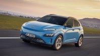 Hyundai Kona Electric z novim obrazom