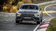 Štirivratni Mercedes-AMG GT je najhitrejša luksuzna limuzina na zelenem peklu