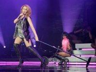 Kylie Minogue pričenja novo svetovno turnejo