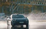 Porsche Taycan najdlje �na po?ez� med elektri?arji