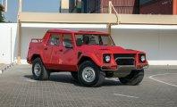 Bi si lastili famoznega Lamborghinija LM002?