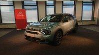Novi Citroën C4 še malenkost podrobneje