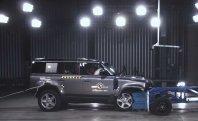 Euro NCAP: Novi Land Rover Defender s pri?akovanim odli?jem