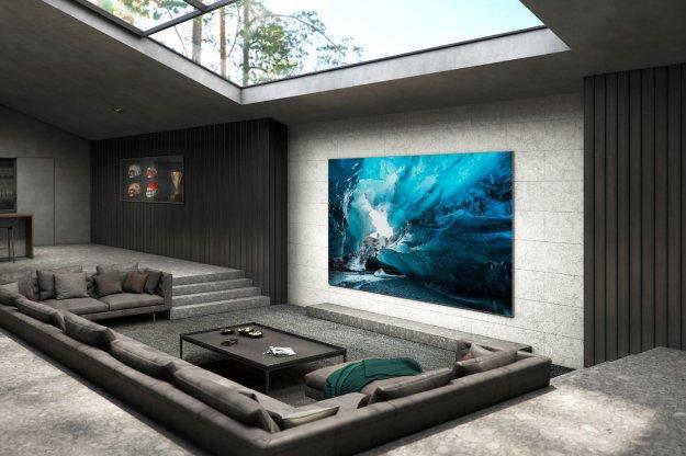 Samsungovi MicroLED televizorji
