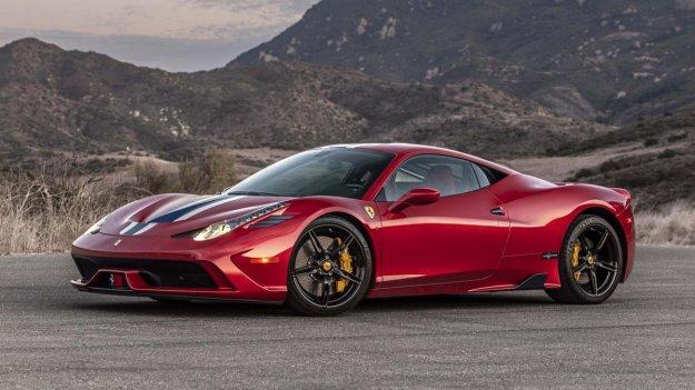 Neverjetno: To je oklepni Ferrari 458 Speciale.