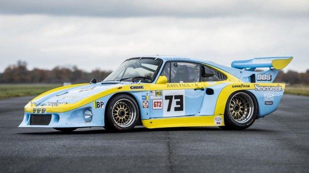 ?udovit Porsche 935 i�?e novega lastnika
