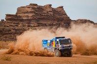 Ekipa KAMAZ-master do rekordne 18. zmage na reliju Dakar