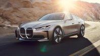 BMW potrjuje prihod električnega M avtomobila v 2021