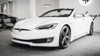 Ares Design Tesla Model S kabrio