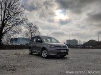 Volkswagen Caddy (2021)