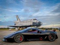 Namesto Atlantisa na Floridi pristala SSC Tuatara