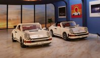 Kmalu: Lego Porsche 911 set �2 v 1�