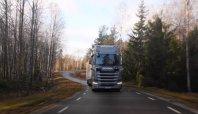 Pozor: Na �vedskem se tovornjaki vozijo sami! No, skoraj �