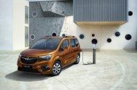 Novo: Prihaja elektri?ni Opel Combo-e Life