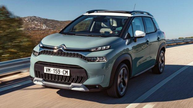 Citroën C3 Aircross (2021): Prenova prikupnega francoskega križanca