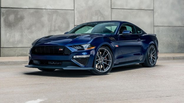 Ultimativni Ford Mustang Roush s 775 konji