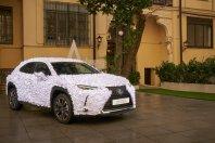 Lexus UX Zenovski vrt: Zmagovalec umetniškega natečaja
