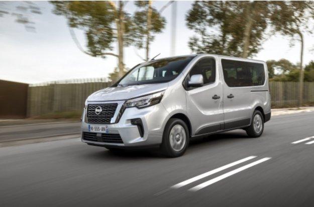 Prenovljeno: Nissan NV300