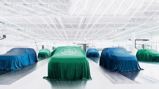 Jaguar od leta 2025 le �e elektri?no