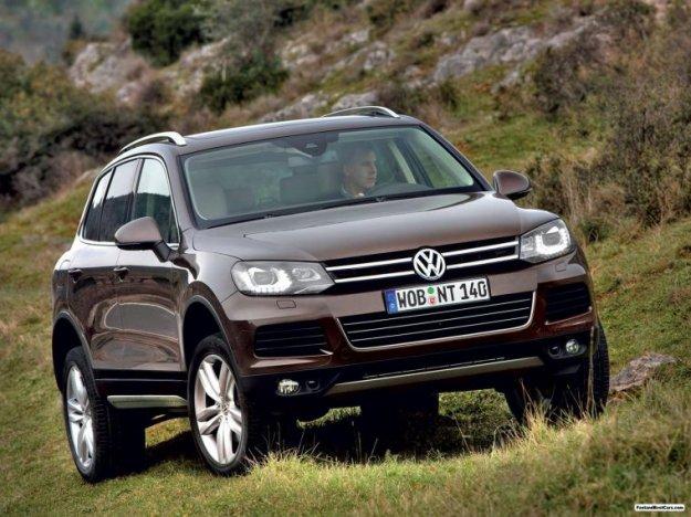 Prenova za VW Tiguan