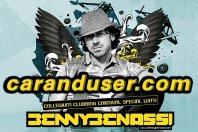 S caranduser.com do brezplačnih vstopnic za Bennyja  Benassija