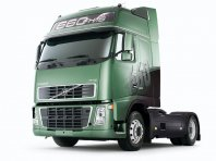Uspešen januar za Volvove tovornjake