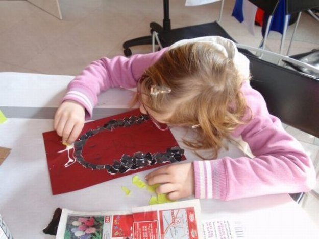 Ustvarjalni otroci