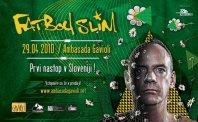 Fatboy Slim na slovenski obali