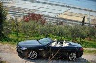Novi BMW serije 6 Cabrio