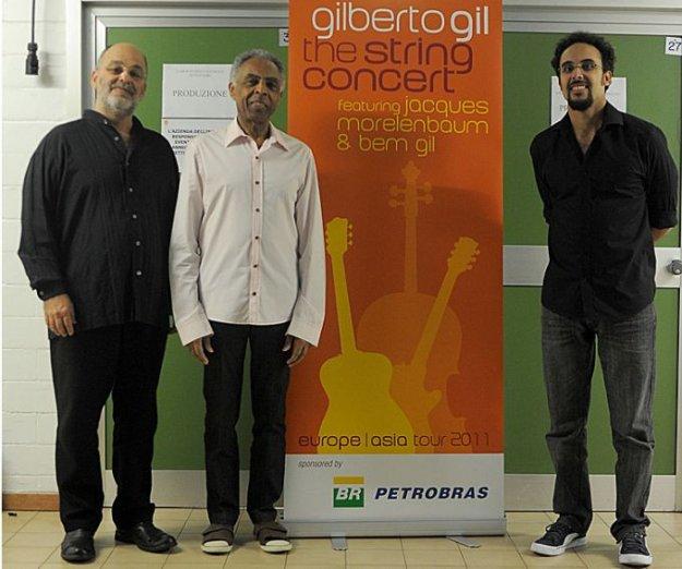 Gilberto Gil in njegove strune