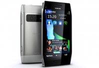 Nokia E6 in X7
