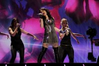 Maja Keuc v finalu izbora za pesem Evrovizije